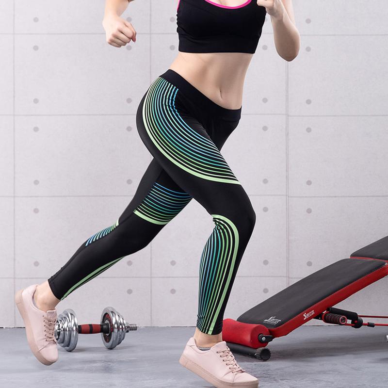 Female Women Compression Fitness Tights2