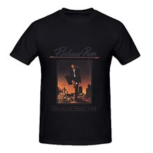 Jzecco Richard Pryor Live On The Sunset Strip Soul Men O Neck Digital Printed T Shirt(China)
