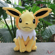 pikachu Plush Toy  27cm  Eevee XY toys Thunder elves Umbreon Doll For Kid baby birthday gifts Anime Soft