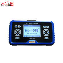 SuperOBD SKP-900 V5.0 Hand-Held OBD2 Auto Key Programmer SKP900 Programmer SKP900 Key Programmer Can Ship from US(Hong Kong)