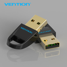 Vention Mini USB V 4.0 Bluetooth Adapter Dual Mode Wireless Bluetooth Dongle CRS Audio Receiver For Win7/8/XP Tablet Cell Phones