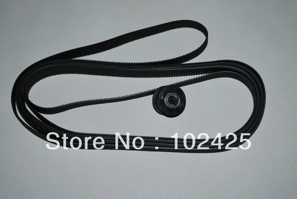 Carriage Belt  For HP DesignJet  500 800 C7770-60014 B0 (42inch)<br><br>Aliexpress