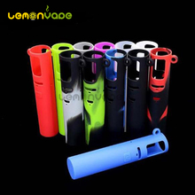 2016 New Fashion 1 pc Protective Silicon Sleeve Case for iJust S Starter Kit iJust S Silicone Case E-cig Accessory