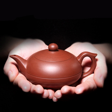 Authentic Yixing Teapot Purple Clay Master Handmade China Health Kung Fu Tea Set Pottery Puer Dahongpao Red Dragon Hong Fei Pot