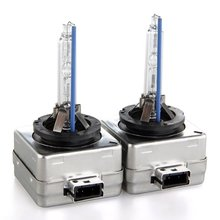 EDFY 2 X Car Auto D1S Front Light Headlight HID Xenon Bulb 35W 8000K