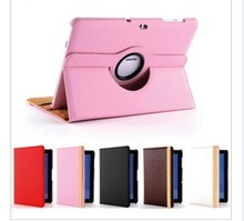360 Degree Rotation Smart PU Leather Case for Samsung Galaxy Note N8000 N8010 10.1 Inch Protective Case for Galaxy Note N8000