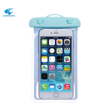 phone bag underwater waterproof bag diving bag dust bag mobile phone pouch case for iphone 4 5 6 7 S for Samsung xiaomi redmi