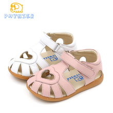 2016 New Fashion Girls Shoes Female Princess Sandals Korean Summer Kids Sandals 3 Colors Chaussure Fille