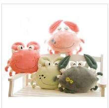 Free shipping  stuffed animals big size crab 50CM Wholesale Children's Cartoon big Plush Toy kids toys