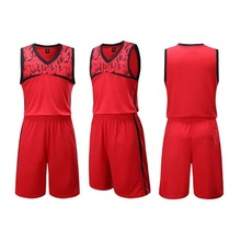 2019 speed dry suit sets of primary and secondary school children children's Basketball Team Training Jersey buy printed number(China)