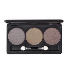 Color Salon Makeup Eye Shadow Palette Diamond Eyeshadow Powder  High Pigment Shimmer Glitter Natural Waterproof Eye Makeup
