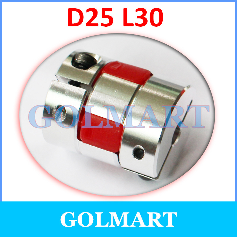 12.7 mm to 14 mm Shaft Coupling 45 mm Length 32 mm Diameter Coupler Aluminum Alloy Motor Set for 3D Printer CNC Machine DIY Encoder