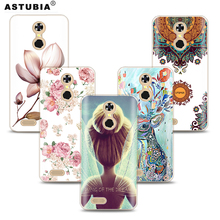 ASTUBIA Case For Oukitel c8 5.5 Case For c8 Oukitel Case For Oukitel-c8 Cover Fashion DIY Name Coque For Oukitel c8 Phone Case(China)