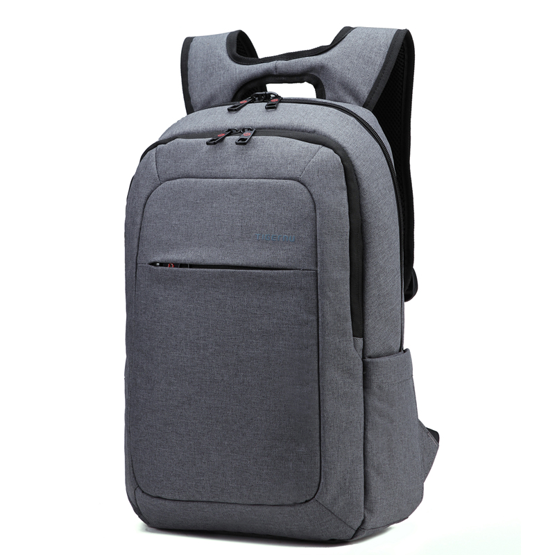 Tigernu Laptop Backpack 15 Fashion Travel Business School Bags for teenagers Backpack USB Charging mochila Waterproof<br>