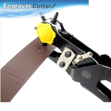 Unique Design Power Saving 6 Sized Heavy Duty Handheld Leather Belt Holes Punch Plier(China)