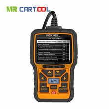 2017 Genuine Original Foxwell NT301 OBDII/EOBD Code Reader Better Than Autel AL519 Multi-Language Free Update Free Shipping(Hong Kong)