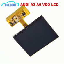 HOT SALE For Audi A3 A6 LCD VDO Display New Version Screen Replace For Passat/Seat/VW Series Car Screen Repair Version