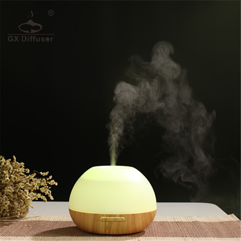 GX.Diffuser Newest Model Rechargeable Air Humidifier Aroma Diffuser Essential Oil Ultrasonic For Aromatherapy Aroma Diffuser<br>