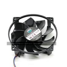New Original for CoolerMaster A9225-42BB-4AP-F1 DB0922512B2UN 12V 0.16A 90*90*25MM 9cm four-wire PWM CPU cooling fan