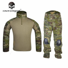 EMERSON Military Gen 2 Combat Suit and Pants Camouflage Tactical Training Uniform Men Airsoft Sports Hunting Shirt Suit