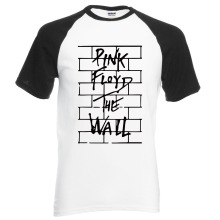 New Arrival Rock And Roll Pink Floyd men t shirt 2017 new summer 100% cotton raglan men t shirts hip hop streetwear for fans