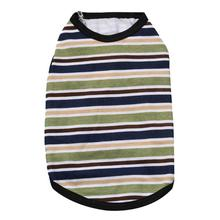 Clothing for Dog  Hot Striped Cotton Jersey Vest Pet Clothing Supplies for Small Dogs magliette per cani piccola taglia