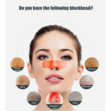 10pcs/lot ROLANJONA Nose Mask Natural Minerals Face Skin Care Black Head Pore Strip Acne Removal Deep Facial Cleansing Mask