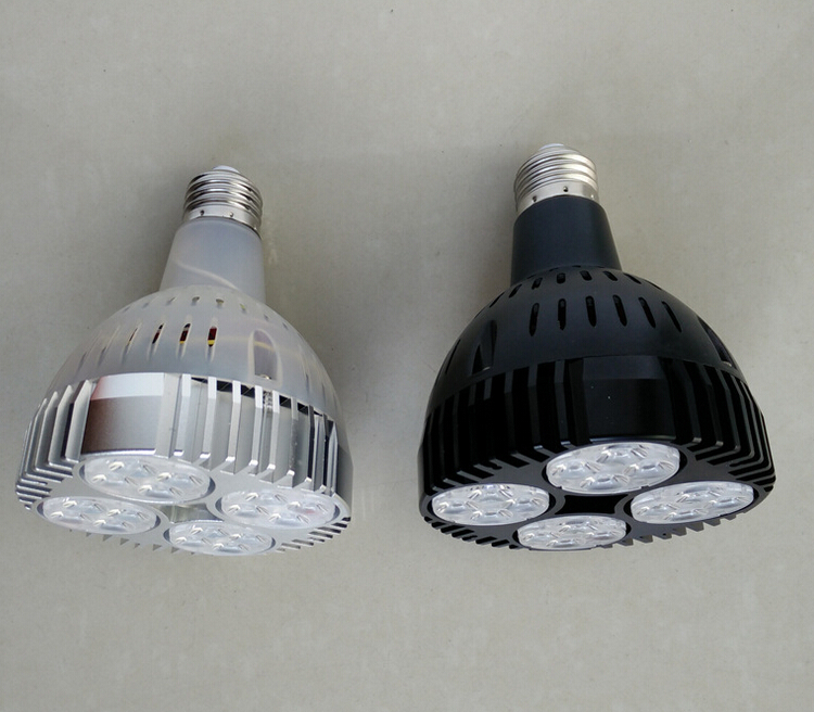 Free Shipping High Power OSRAM 40W LED PAR30 E27 Spotlight 16LED AC85-265V Bulb Lamp 3 Years Warranty<br>