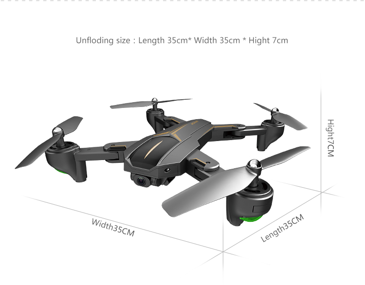 New Arriving VISUO XS812 GPS RC Drone with 2MP5MP HD Camera 5G WIFI FPV Altitude Hold One Key Return RC Quadcopter Helicopter 1 (20)