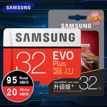 SAMSUNG Micro SD Memory Card 32GB Mini Sd Cards 32gb Class10 Waterproof C10 TF Trans Flash Mikro Memoria Card for Mobile Phone(China)