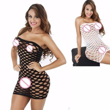 Buy Sexy Lingerie Hot Erotic Underwear Lenceria Porno Transparent Sleepwear Babydoll Mujer Sexy Costumes Mini Dress Qq317