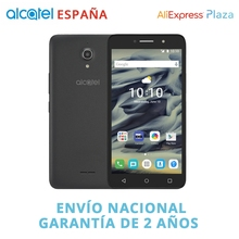 Alcatel PIXI 4 Mobile Phone 6 Inch 1280x720 HD IPS MSM8909 Quad Core Andriod 6.0 16GB ROM 8MP CAM GPS Dual Sim 4G Smartphone