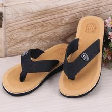 Top Quality Male Wearing Shoes Mens Summer Beach Flip Flops Slippers Boys Popular Sandals