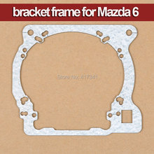 Bracket Holder Transition Frame for Mazda 6 to Replace Q5 Koito HL G3/G5 HID Bi-xenon Projector Lens Headlight Retrofitting