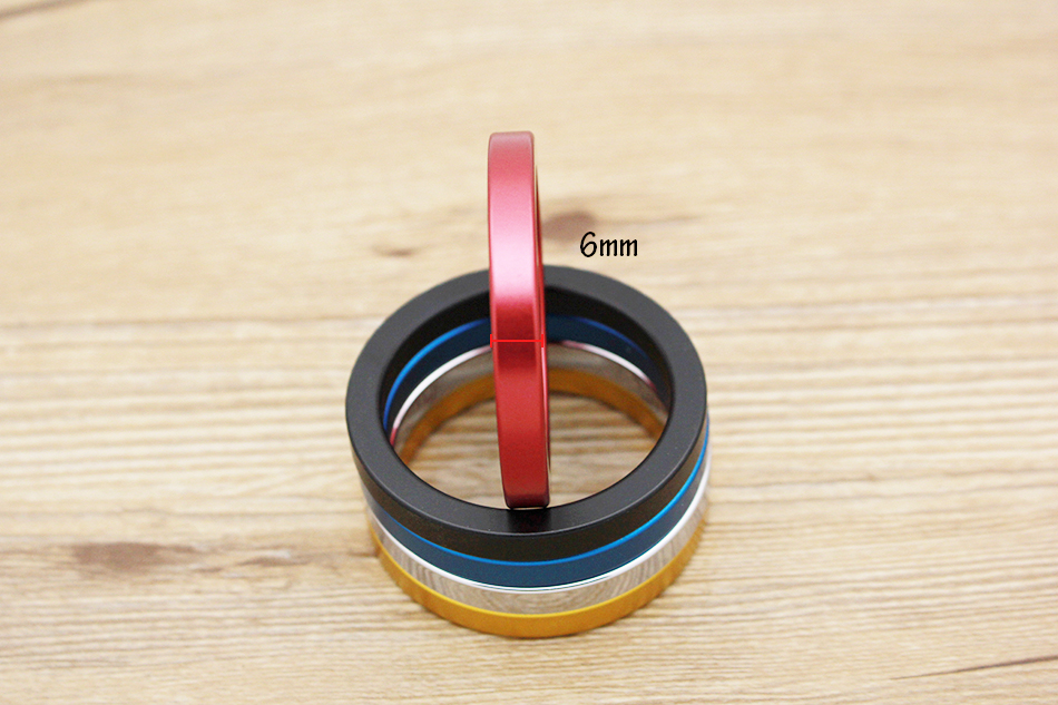 QRTA multiple Colour Space aluminum Penis Rings Cock Ring Adult Products Delay Male Masturbation Health Fun Happy Sex Toys 11