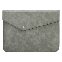 Jisoncase For Macbook Air Pro Retina 13 Bag Leather Protection Sleeve Luxury Ultra Thin Business Pouch Laptop Bags & Cases(China)