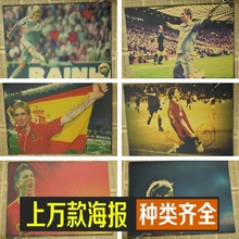 Posters Fernando_Torres_at_Chelsea Posters  Soccer Football Star Painting Wall Home Decoration wall stickers