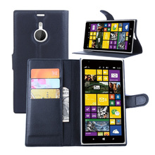 Lumia 1520 Case Leather Luxury Stand Wallet Flip Cell Phone Case Cover For Nokia Lumia 1520 Phone Case With Card Holder Housing