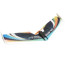 DW HOBBY Rainbow 800mm Wingspan EPP Flying Wing RC Airplane KIT