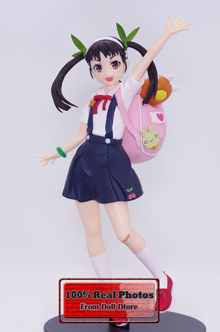20cm Japanese anime figure original Monogatari Series: Second Season Hachikuji Mayoi action figure collectible model toys<br>