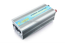 P-3000 3KW/3000W(Peak 6000w)  Solar Power Inverter 12V/24V/48V/60V/72V DC to 220-240V AC Modified Wave Converter