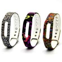 Leisure Replacement Band For Xiaomi Mi Band 1S 1A  Smart Wearable Wristband for Miband 1A 1S Wrist Belt Strap Bracelet
