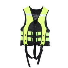 Child Water Sports Inflatable Life Jackets Vest Children's Lifejacket Fishing Jackets Life Saving surf Vest For Boating Drifting