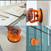 4.5 inch Small Dent Repair Puller Lifter Screen Open Remover Carry Tool Glass Car Suction Cup Pad Glass Lifter(China)