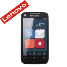 Lenovo A390t 4'' IPS Screen Android 4.0 SC8825 1024MHz Dual Core Dual SIM 5MP RAM 512MB ROM 4GB Cheap Phone Russian Language(China)