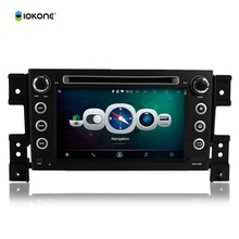 "7"" Android Quad core HD 1024x600 Car DVD Radio Player Stereo for Suzuki Grand Vitara with rear view camera WIFI 3G GPS navi"