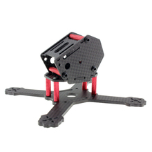 Big Head 130 130mm MINI Carbon Fiber RC FPV Racing Frame Quadcopter for Q130
