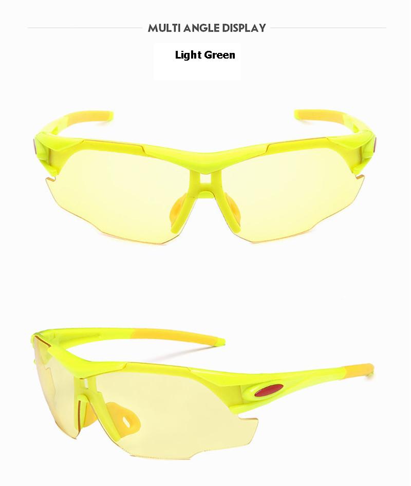 Anti-UV Cycling Men Women Glasses Bike Bicycle Glasses Outdoor Sports MTB Sunglasses Goggles Eyewear Myopia Frame AC0171 (2)
