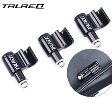 TRLREQ mtb bike cable hose clamp aluminum road bicycle brake / shift cable frame conversion 4 piece / lot