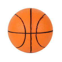 12cm PU Foam Soft Touch Study Ball Sports Mini Basketball ball For kids children Basquete indoor Balls Game Training(China)